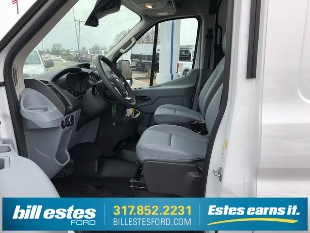 2018 Transit 250 Med Roof 4x2,  Empty Cargo Van #T8235 - photo 13
