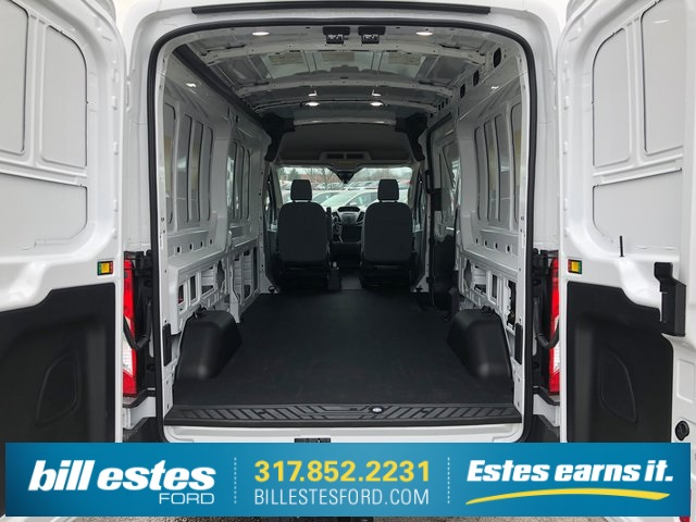 2018 Transit 250 Med Roof 4x2,  Empty Cargo Van #T8235 - photo 2