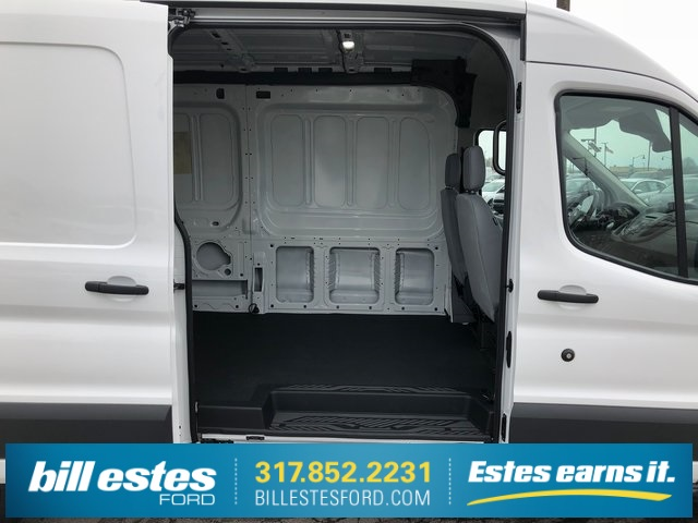 2018 Transit 250 Med Roof 4x2,  Empty Cargo Van #T8235 - photo 14