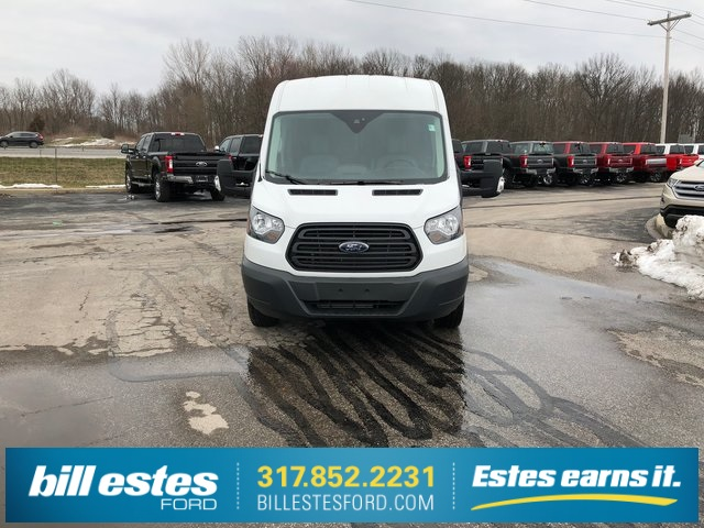 2018 Transit 250 Med Roof 4x2,  Empty Cargo Van #T8235 - photo 3