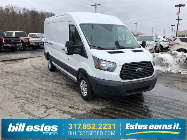 2018 Transit 250 Med Roof 4x2,  Empty Cargo Van #T8235 - photo 4