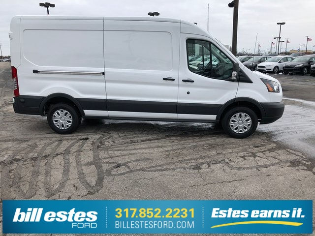 2018 Transit 250 Med Roof 4x2,  Empty Cargo Van #T8235 - photo 5