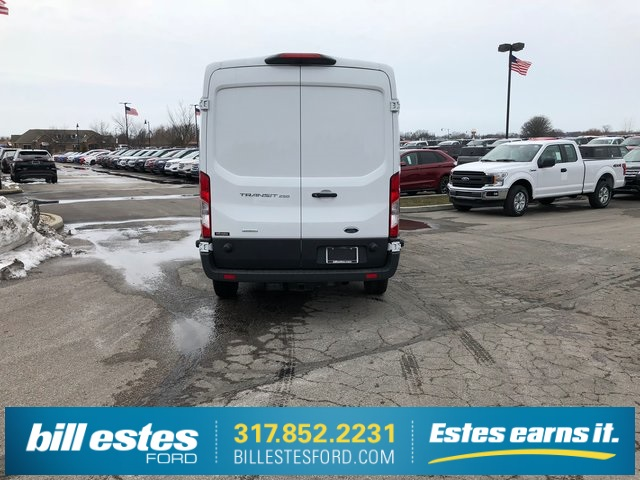 2018 Transit 250 Med Roof 4x2,  Empty Cargo Van #T8235 - photo 7