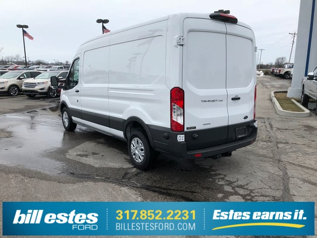 2018 Transit 250 Med Roof 4x2,  Empty Cargo Van #T8235 - photo 8