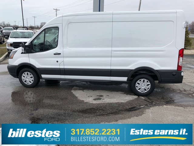 2018 Transit 250 Med Roof 4x2,  Empty Cargo Van #T8235 - photo 9