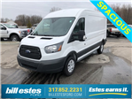 2018 Transit 250 Med Roof 4x2,  Empty Cargo Van #T8235 - photo 1