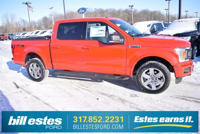 2018 F-150 SuperCrew Cab 4x4,  Pickup #T8250 - photo 6