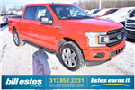 2018 F-150 SuperCrew Cab 4x4,  Pickup #T8250 - photo 4