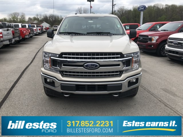 2018 F-150 SuperCrew Cab 4x4,  Pickup #T8278 - photo 3