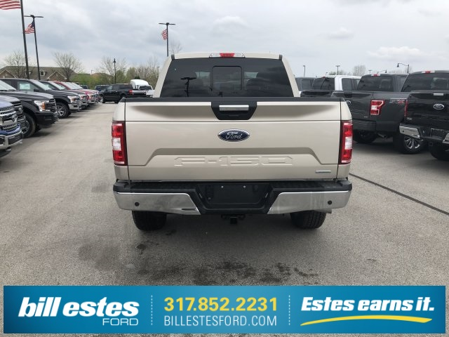 2018 F-150 SuperCrew Cab 4x4,  Pickup #T8278 - photo 7