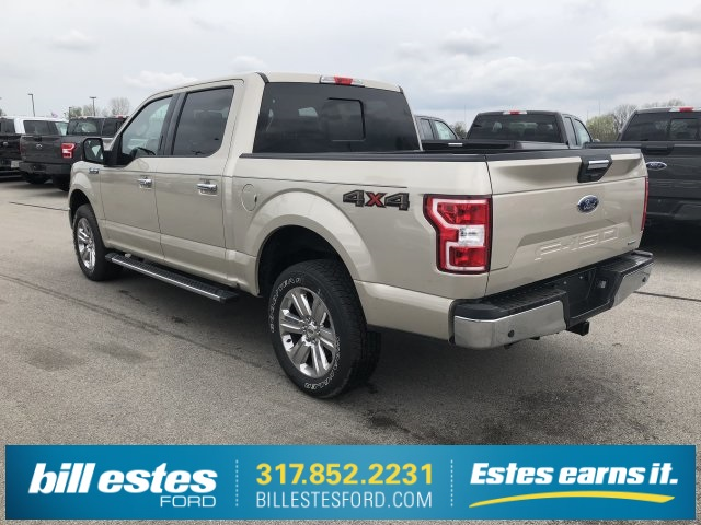 2018 F-150 SuperCrew Cab 4x4,  Pickup #T8278 - photo 2