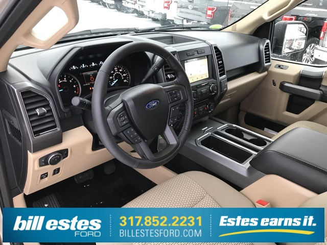 2018 F-150 SuperCrew Cab 4x4,  Pickup #T8278 - photo 25