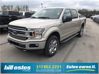 2018 F-150 SuperCrew Cab 4x4,  Pickup #T8278 - photo 1