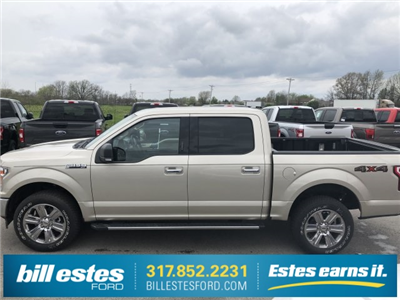 2018 F-150 SuperCrew Cab 4x4,  Pickup #T8278 - photo 8