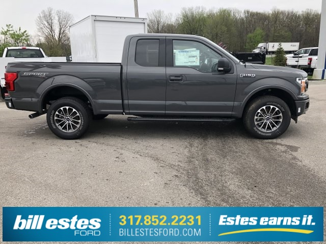 2018 F-150 Super Cab 4x4,  Pickup #T8286 - photo 6