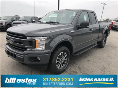2018 F-150 Super Cab 4x4,  Pickup #T8286 - photo 1
