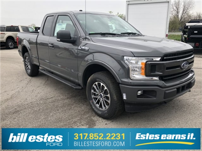 2018 F-150 Super Cab 4x4,  Pickup #T8286 - photo 5