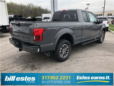 2018 F-150 Super Cab 4x4,  Pickup #T8286 - photo 7
