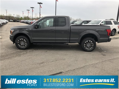 2018 F-150 Super Cab 4x4,  Pickup #T8286 - photo 3