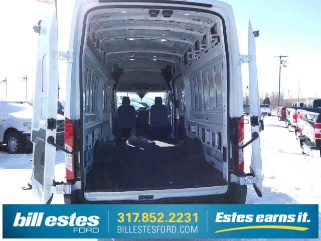 2018 Transit 350 HD High Roof DRW, Cargo Van #T8294 - photo 2