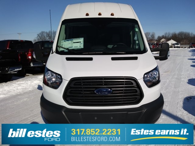 2018 Transit 350 HD High Roof DRW, Cargo Van #T8294 - photo 3