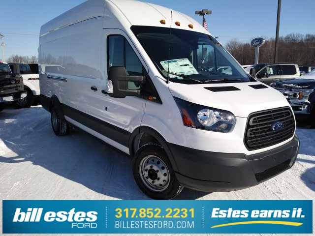 2018 Transit 350 HD High Roof DRW, Cargo Van #T8294 - photo 4