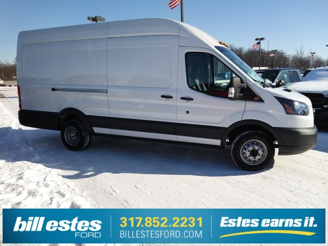 2018 Transit 350 HD High Roof DRW, Cargo Van #T8294 - photo 5