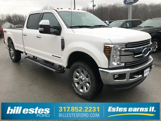 2018 F-350 Crew Cab 4x4, Pickup #T8305 - photo 4