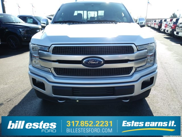 2018 F-150 SuperCrew Cab 4x4,  Pickup #T8309 - photo 3