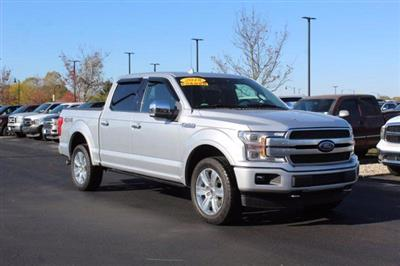 2018 F-150 SuperCrew Cab 4x4,  Pickup #T8309 - photo 1
