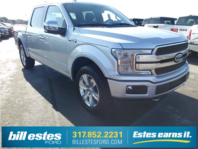 2018 F-150 SuperCrew Cab 4x4,  Pickup #T8309 - photo 4