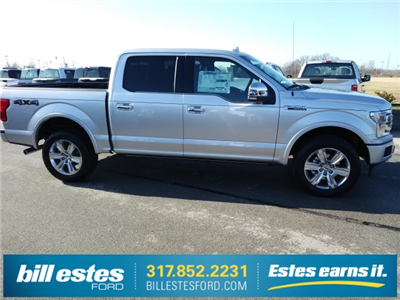 2018 F-150 SuperCrew Cab 4x4,  Pickup #T8309 - photo 5