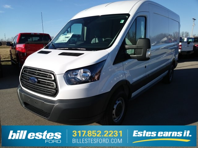 2018 Transit 350 Med Roof, Cargo Van #T8327 - photo 1