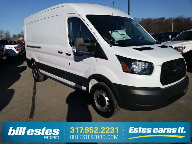 2018 Transit 350 Med Roof, Cargo Van #T8327 - photo 8