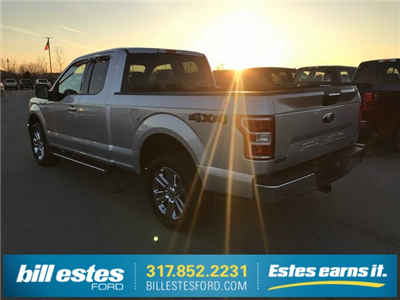 2018 F-150 Super Cab 4x4,  Pickup #T8353 - photo 8