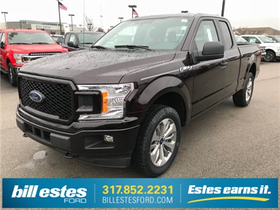 2018 F-150 Super Cab 4x4, Pickup #T8385 - photo 1