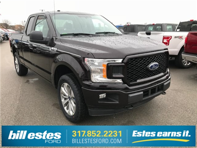 2018 F-150 Super Cab 4x4, Pickup #T8385 - photo 4