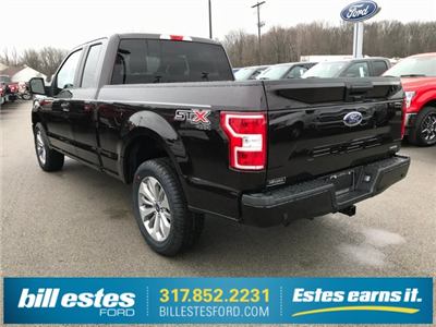 2018 F-150 Super Cab 4x4, Pickup #T8385 - photo 2