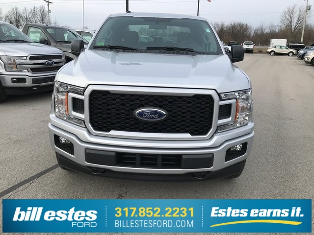 2018 F-150 Super Cab 4x4, Pickup #T8401 - photo 3
