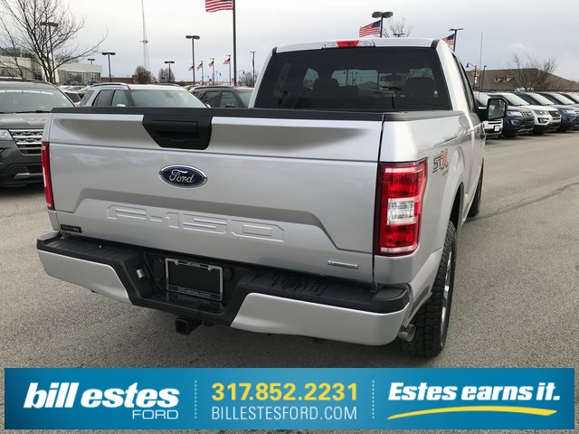 2018 F-150 Super Cab 4x4, Pickup #T8401 - photo 6