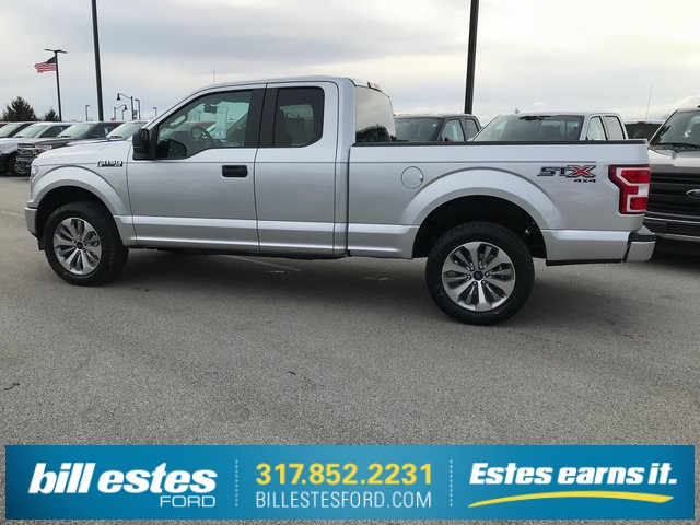 2018 F-150 Super Cab 4x4, Pickup #T8401 - photo 8