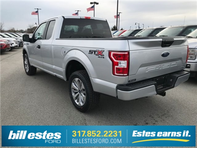 2018 F-150 Super Cab 4x4, Pickup #T8401 - photo 2