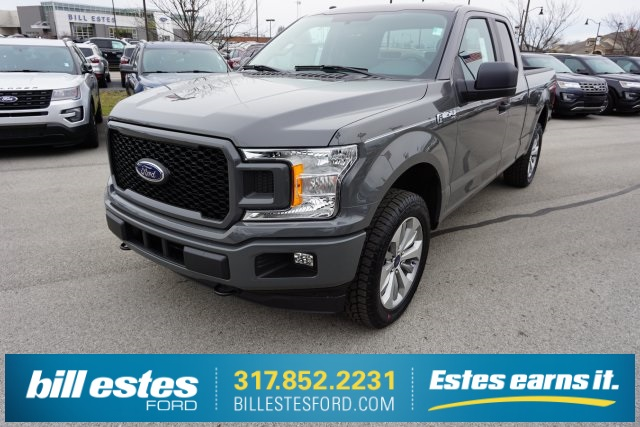 2018 F-150 Super Cab 4x4, Pickup #T8402 - photo 1