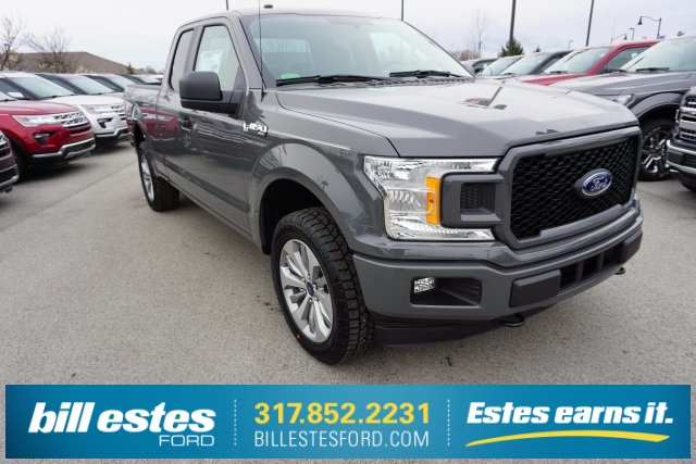 2018 F-150 Super Cab 4x4, Pickup #T8402 - photo 4