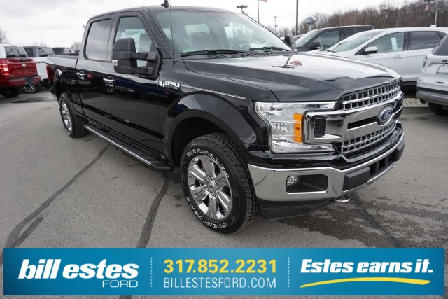 2018 F-150 SuperCrew Cab 4x4,  Pickup #T8403 - photo 4