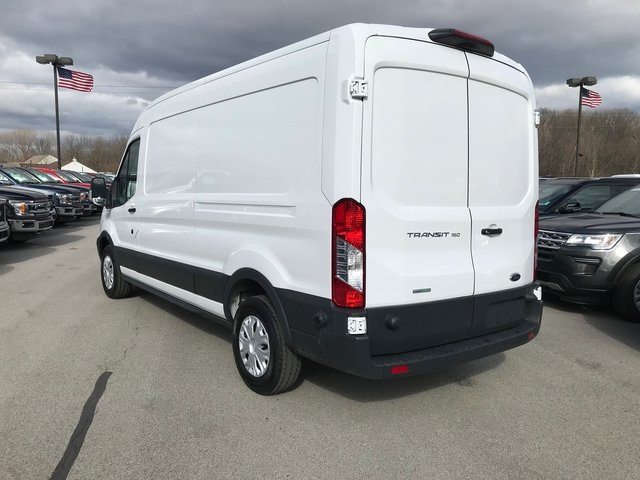 2018 Transit 150 Med Roof 4x2,  Empty Cargo Van #T8410 - photo 7