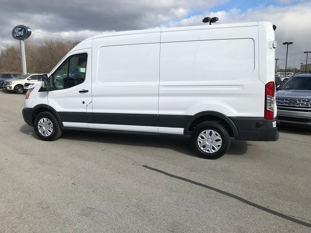 2018 Transit 150 Med Roof 4x2,  Empty Cargo Van #T8410 - photo 8
