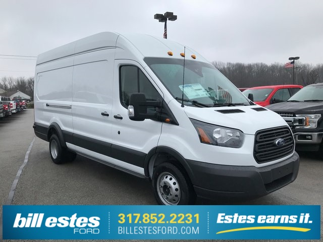 2018 Transit 250 Med Roof 4x2,  Empty Cargo Van #T8412 - photo 4