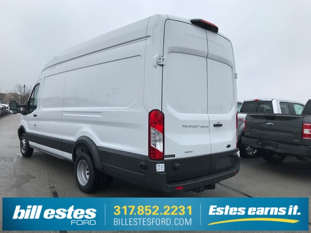 2018 Transit 250 Med Roof 4x2,  Empty Cargo Van #T8412 - photo 2