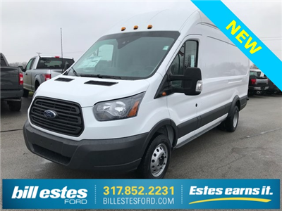 2018 Transit 250 Med Roof 4x2,  Empty Cargo Van #T8412 - photo 1